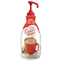 Nestlé Coffee-Mate Liquid Creamer, Pump-Action Bottle, Double-Double, 1.5 L, 2/CS