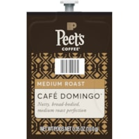 Flavia Peet's Coffee Single-Serve Freshpacks, Café Domingo, 76/CT