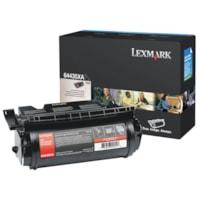 Lexmark T644 Black Extra-High Yield Toner Cartridge (64435XA)