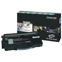 Cartouche de toner à rendement standard Lexmark E120 Programme de retour (12015SA), noir