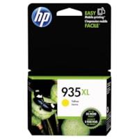 HP 935XL Cartouche d'encre jaune à rendement élevé d'origine (C2P26AN)