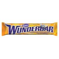 Cadbury Wunderbar Chocolate Bars, Box of 24