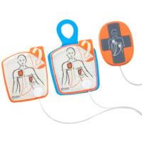 Cardiac Science Powerheart G5 Automated External Defibrillator (AED) Adult ICPR Pads