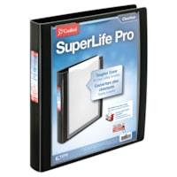 Cardinal SuperLife Pro Easy Open ClearVue Locking Slant-D Ring Binder