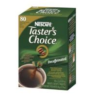 Sachets à portion unique Nescafé Taster's Choice