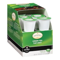 Twinings Single-Serve Tea K-Cup Pods, Green, 24/BX