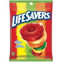 LifeSavers Five Flavour Fruit Hard Candy, 150 g