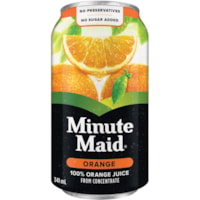 Minute Maid Juice, Orange, 341 mL, 24/CT