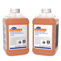 Nettoyant neutre non parfumé Stride Diversey, 2,5 l J-Fill, caisse de 2