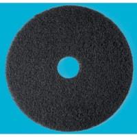 Tampons de décapage de grand rendement 7300 3M, noir, 17 po, caisse de 5