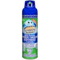 Nettoyant en mousse pour la douche doté d'une technologie ultra-adhérente Scrubbing Bubbles