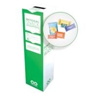 Boîte de recyclage Zéro Déchet pour emballages de sucreries et de collations TerraCycle