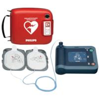 Philips HeartStart FRx Semi-Automatic Defibrillator, French