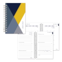 Blueline 13-Month Weekly/Monthly Academic Planners, 8