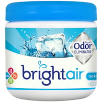 Bright Air Cool And Clean Scent Super Odor Eliminator Air Freshener, 395 g