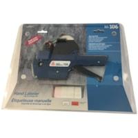 Avery Dennison Model 106 1-Line Mechanical Handheld Labeler Starter Kit