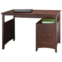 Bush Buena Vista Single Pedestal Desk