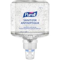 Gel antiseptique sans parfum pour les mains pour milieu professionnel Avancé Purell, pour distributeurs ES8, 1 200 ml, caisse de 2