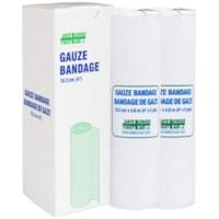 Rouleau de bandage de gaze SAFECROSS