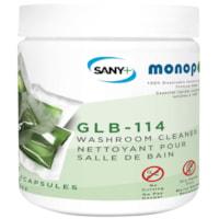 Nettoyant pour salle de bain MonoPOD Sany+, emb. de 25 capsules