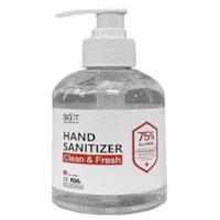 Crownhill SGT Skynworks Gel Hand Sanitizer, 75% Alcohol Content, 500 mL