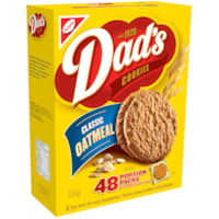 Christie Dad's Classic Oatmeal Cookies, 37.5 g, 48/BX