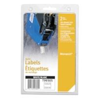 Avery 2-Line Label Refills for Model 216 Handheld Labeler, 1,250 Labels/RL, 4/PK