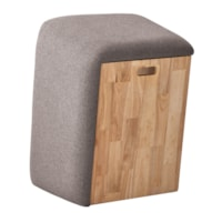 Safco Connect Grey Sitting/Perching Seat