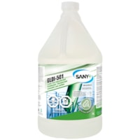 Sany+ Concentrated Disinfectant Cleaner, Scent Free, 4 L
