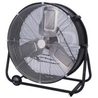 Ventilateur tambour à débit élevé de qualité commerciale 24 po Royal Sovereign