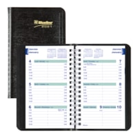 Blueline 12-Month Weekly Pocket Planner, 6