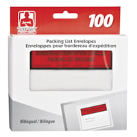 Crownhill Self-Adhesive Packing Slip Envelopes