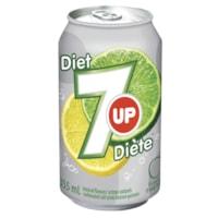 7UP Soft Drinks