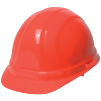 ERB Omega Type 1 Hard Hat, Hi-Viz Orange, Slide-Lock Suspensions