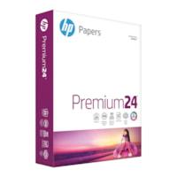HP Premium24 Laser Print Paper, White, Letter-Size (8 1/2