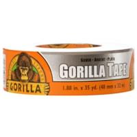 Gorilla Duct Tape, Silver, 48 mm x 22.8 m