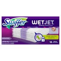 Swiffer WetJet Mopping Refill Pads, 12/PK