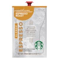 Flavia Starbucks Single-Serve Coffee Freshpacks, Blonde Espresso, 72/CT
