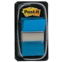 Post-it Standard Flags, Blue, 1