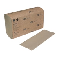 Tork 1-Ply Universal 3-Panel Multifold Hand Paper Towels, Natural, 250 Sheets/PK, 16/CT