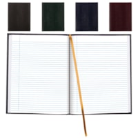 Blueline Executive Notebook, Assorted Colours (No Colour Choice On Delivered Orders), 10 3/4