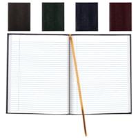 Cahier de direction Blueline, couleurs variées (aucun choix de couleurs offert pour les commandes sur livraison), 10 3/4 po x 8 1/2 po, anglais