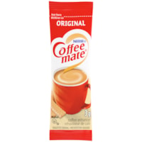 Nestlé Coffee-Mate Powdered Single-Serve Coffee Whitener, Original, 3 g, 1000/BX
