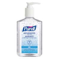 Purell Advanced Gel Hand Sanitizer, 70% Alcohol Content, 236 mL