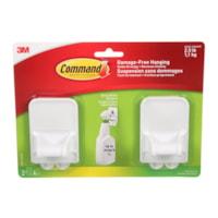 Command Spray Bottle Hangers, Pack of 2