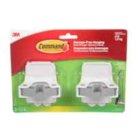 Command Broom Grippers, Pack of 2