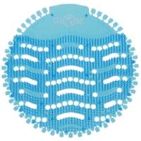 Tamis d'urinoir EVA anti-éclaboussures menthe bleue Globe Commercial Products