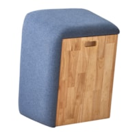 Safco Connect Blue Sitting/Perching Seat