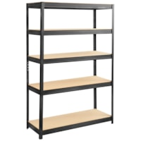 Safco Boltless Steel and Particle Board Shelving, 48