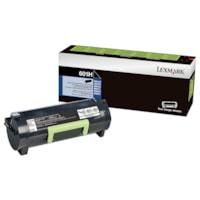 Lexmark 601H Black High Yield Return Program Toner Cartridge (60F1H00)